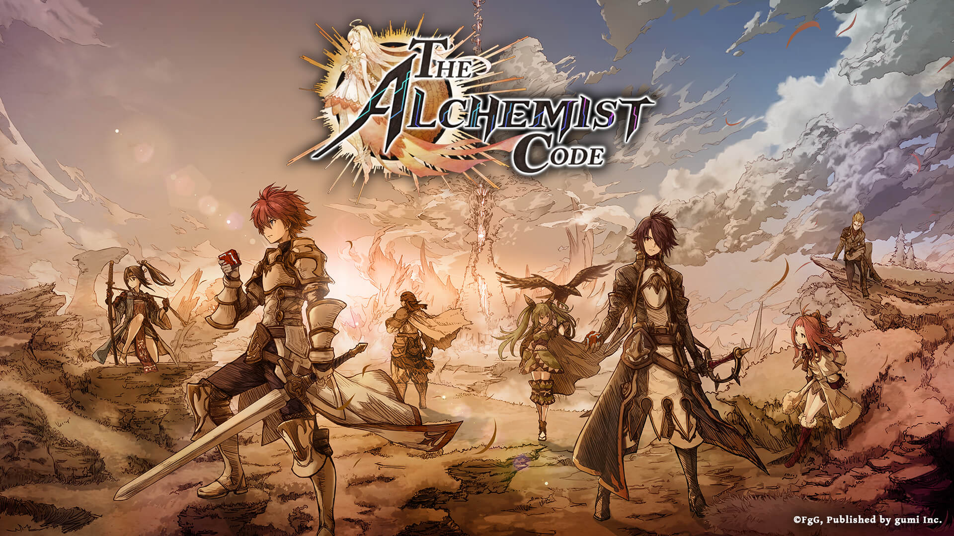 The Alchemist Code Is A Philosopher S Stone Of An Srpg