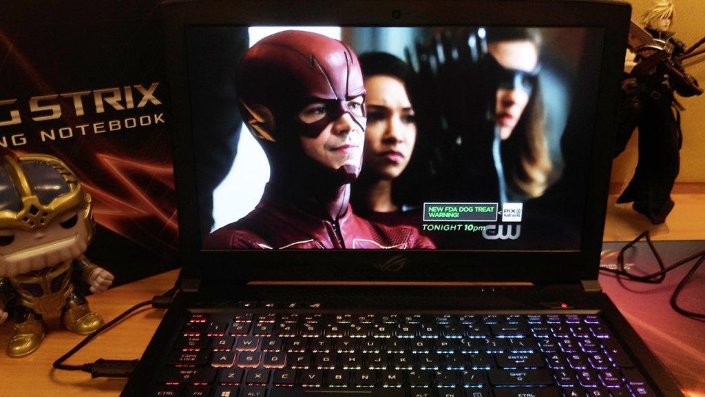 Geek Lifestyle Review: ASUS ROG Strix GL503 Gaming Laptop