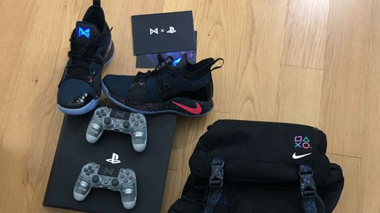 73072fa97ec3 This Special Playstation x Nike PG2 Pack will make you wish you could own  it!