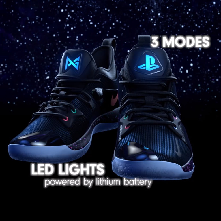69bbc561fed4 5 Things to Geek Out On With The Upcoming Nike PG-2 and PlayStation ...