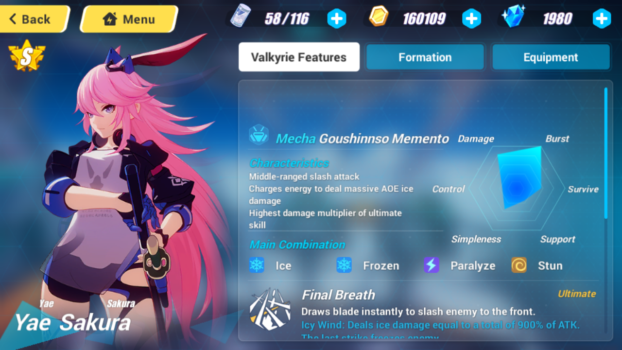 Take your Honkai Impact 3 campaign to a new level with our 5