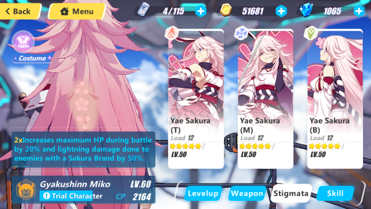 Power up your Honkai Impact 3 campaign with the fox-eared