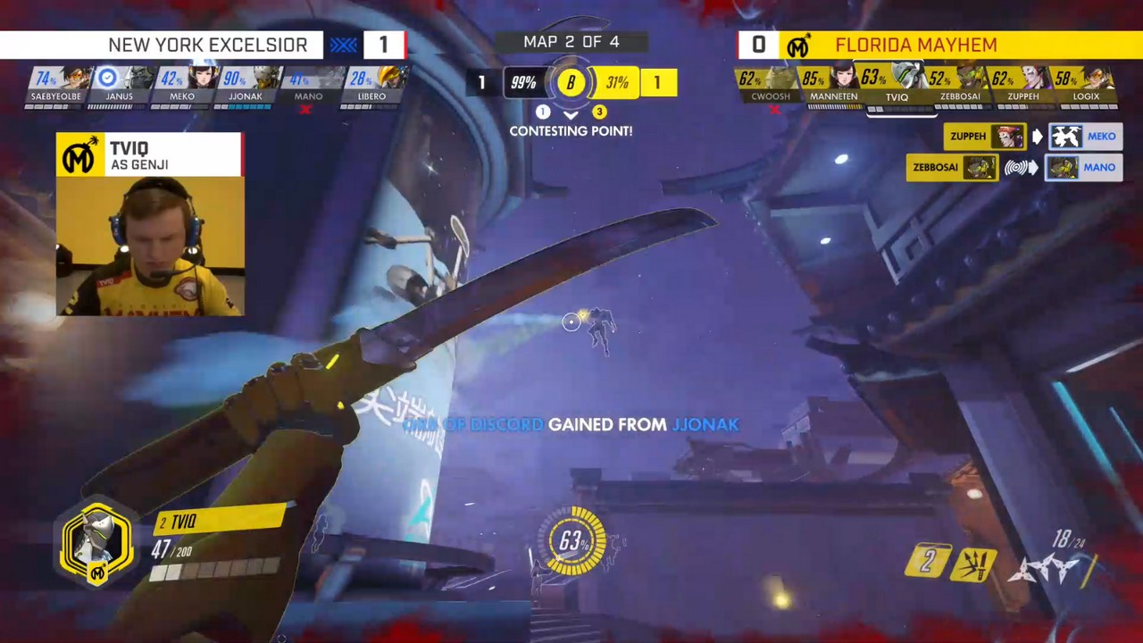 overwatch leage how to watch