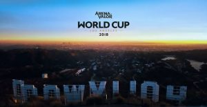 Arena of Valor World Cup Breaks Another World Record!