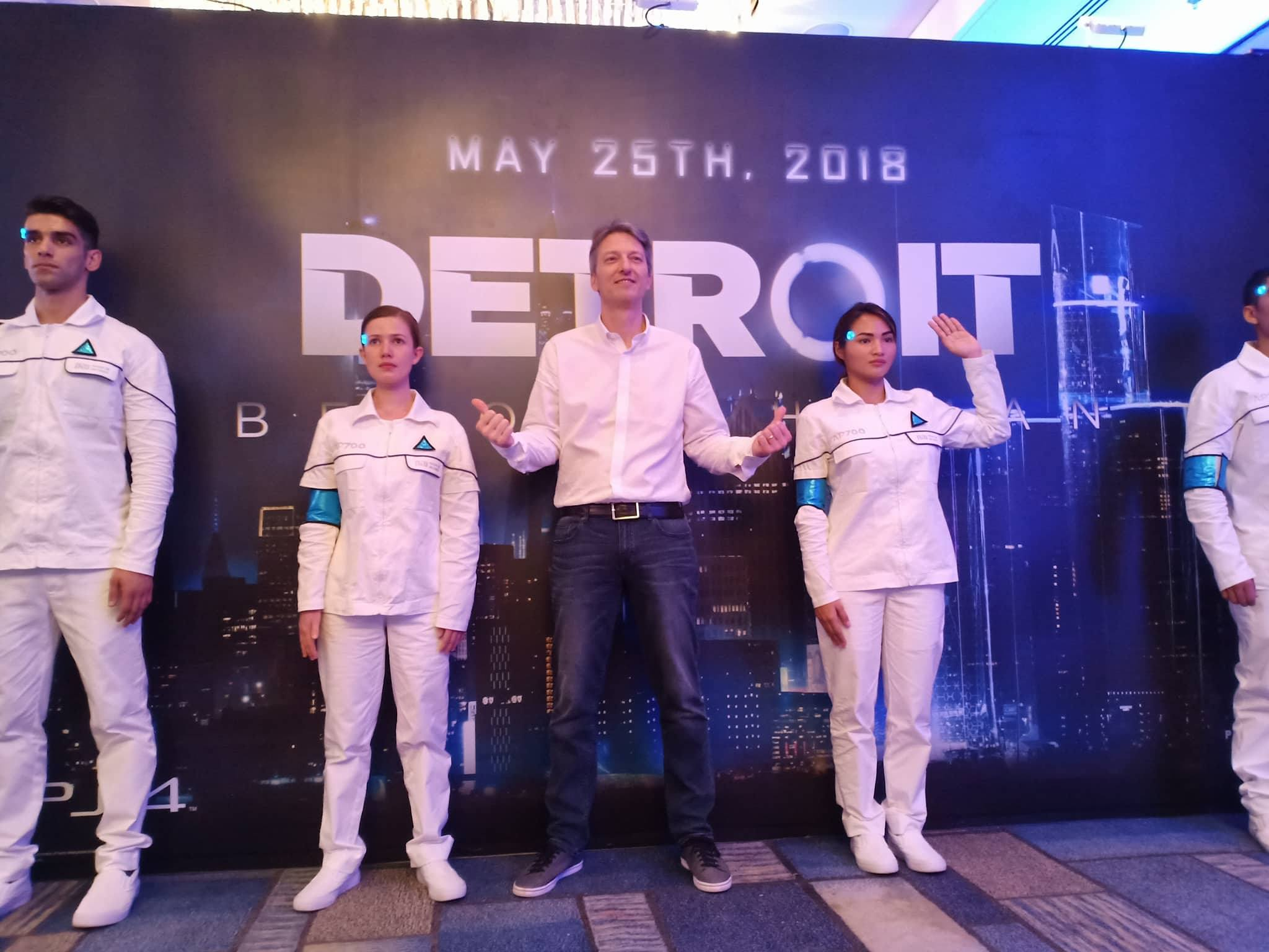 Could Detroit Become Human Be The Next Great Ps Exclusive Here