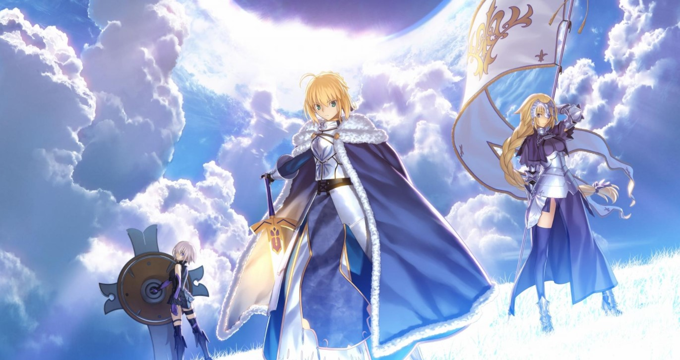 Fate/Grand Order for Android and iOS now officially