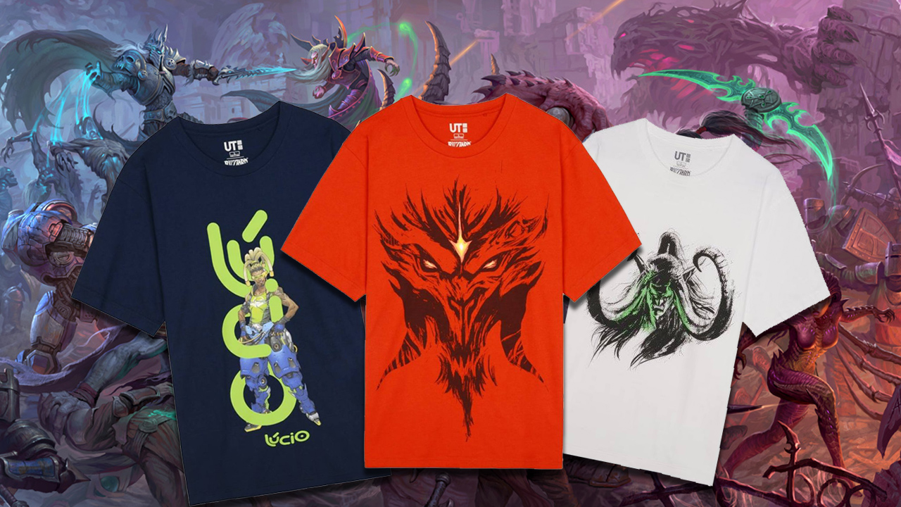"""a9409ded9 Say """"GG"""" to your Wallets! The Uniqlo x Blizzard Collection has just ..."""