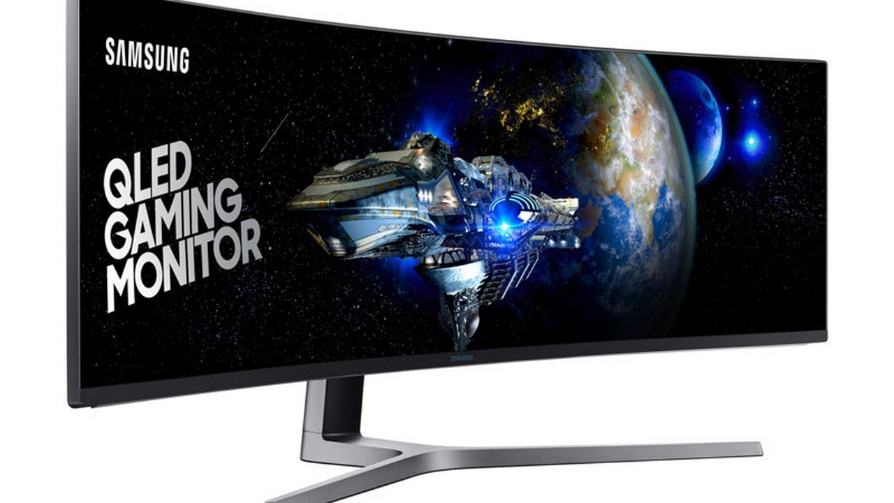 Samsung delivers THE definitive curved gaming monitor experience