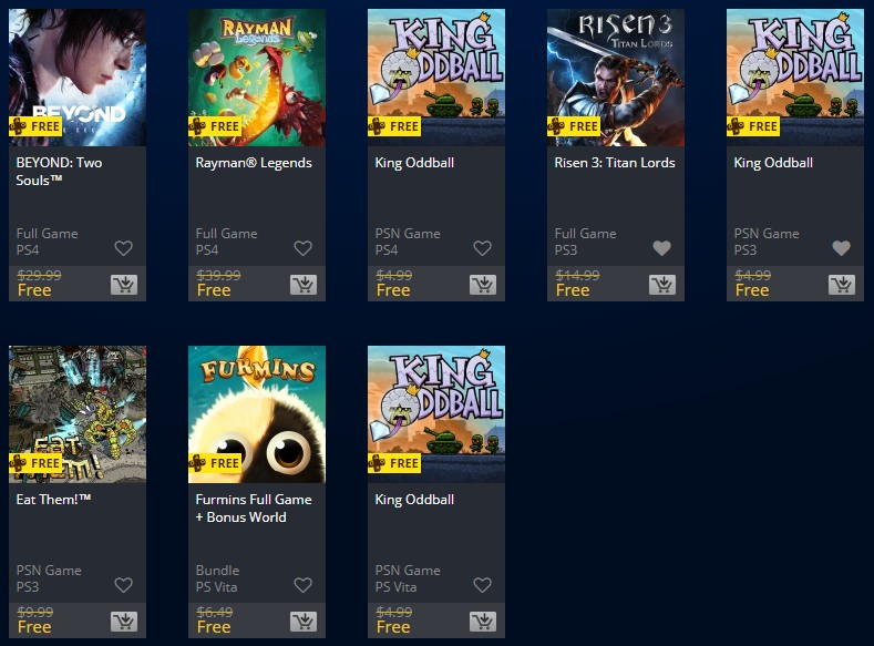Here are your Sony Playstation Plus free games for May! | Ungeek