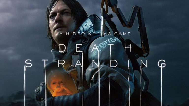 Hideo Kojima to present Death Stranding at Tokyo Game Show 2018