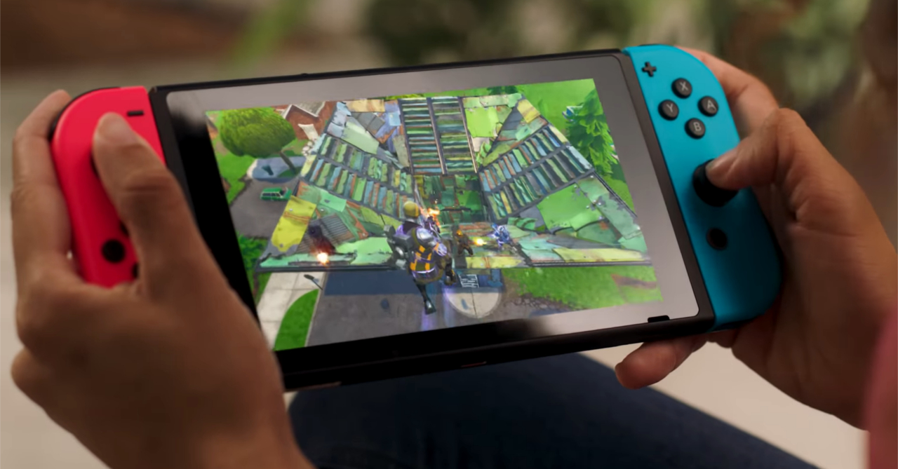 how to download fortnite save the world on nintendo switch