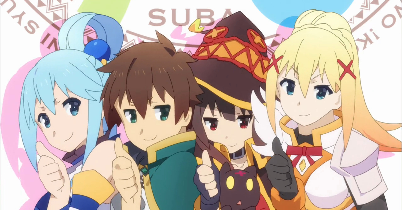 Image result for konosuba
