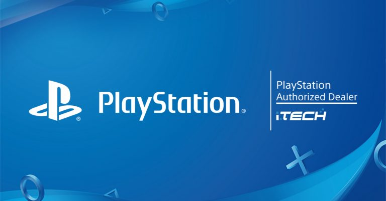 iTech is opening an official PlayStation store at SM North EDSA this Wednesday!