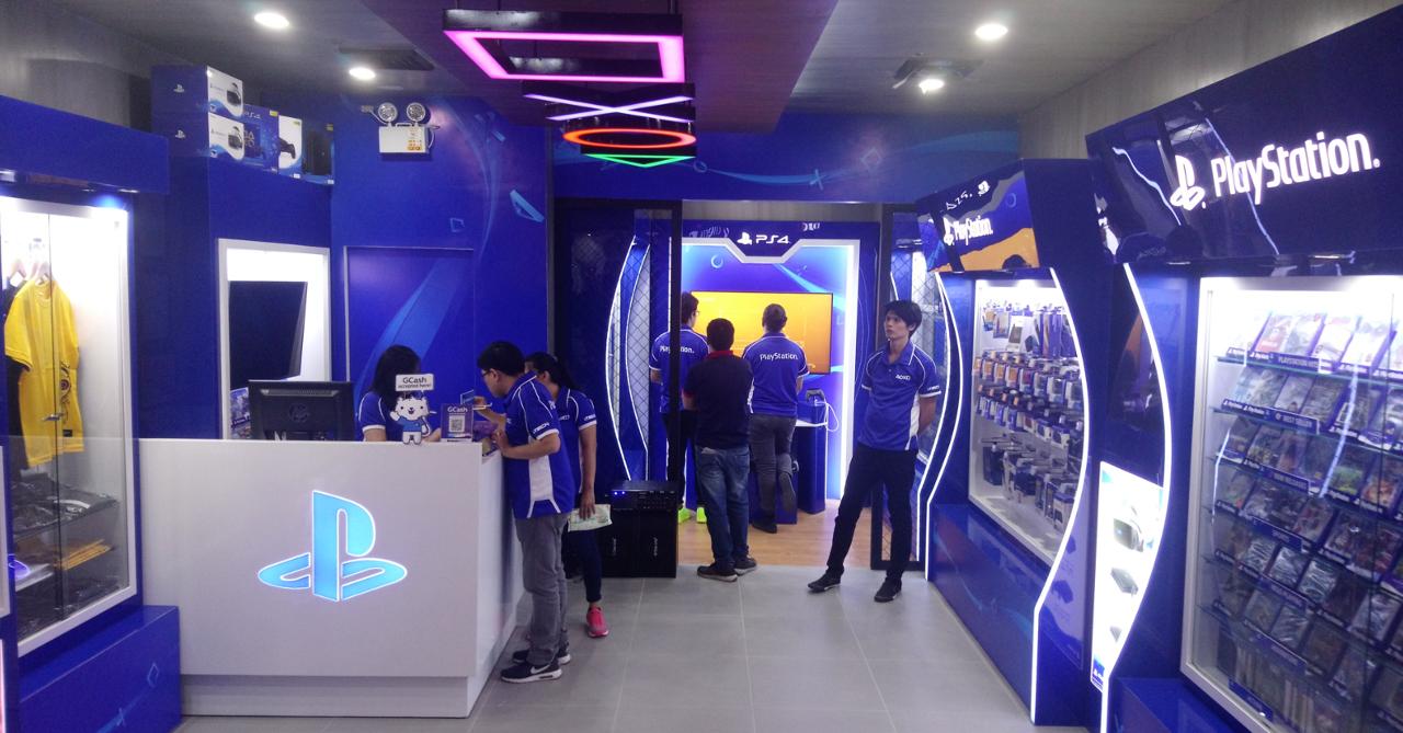 Playstatio Store