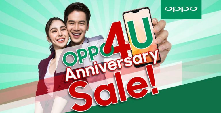 GIVEAWAY ALERT! We've partnered with OPPO to giveaway an OPPO A83 smartphone!