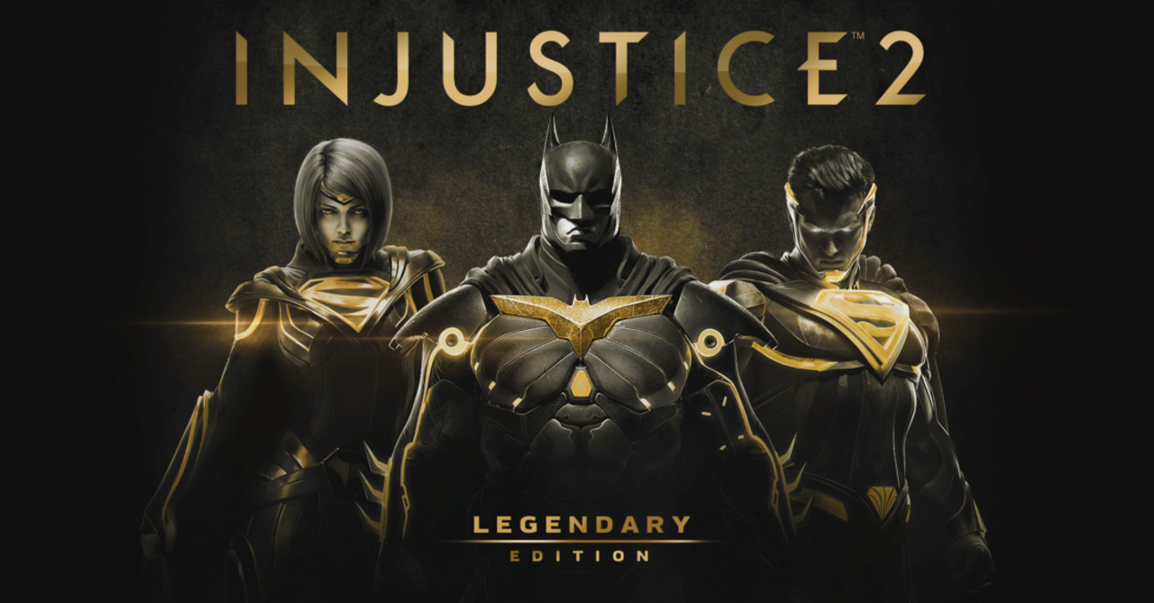 Injustice 2 Legendary Edition Review Fighting Game Fun