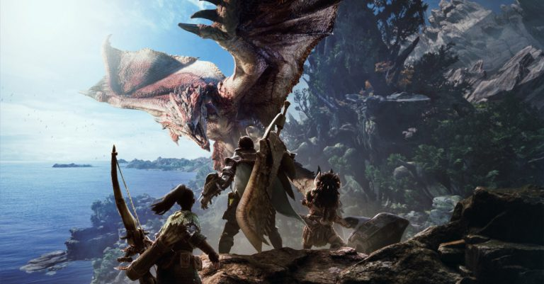 Monster Hunter World releases on Steam this August 9!