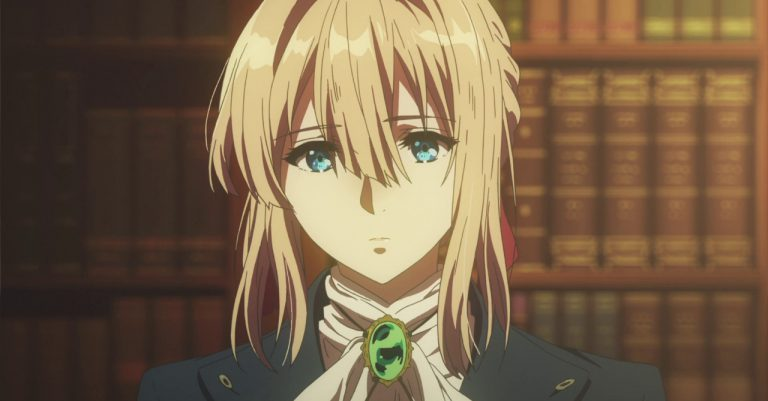 Violet Evergarden is getting an anime film in 2020