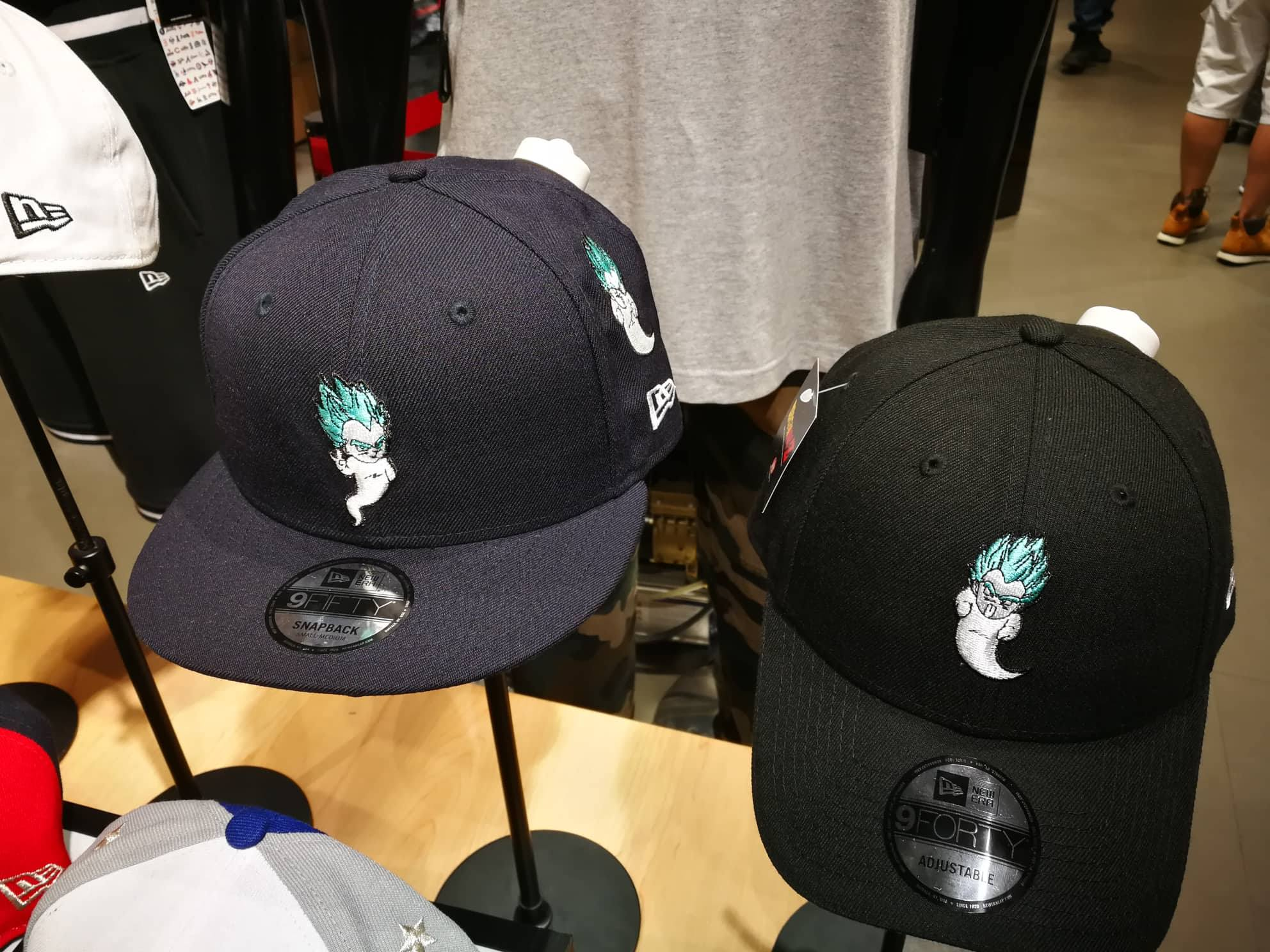 3c7be8d42f026 More Dragon Ball Z x New Era caps are available in stores now!