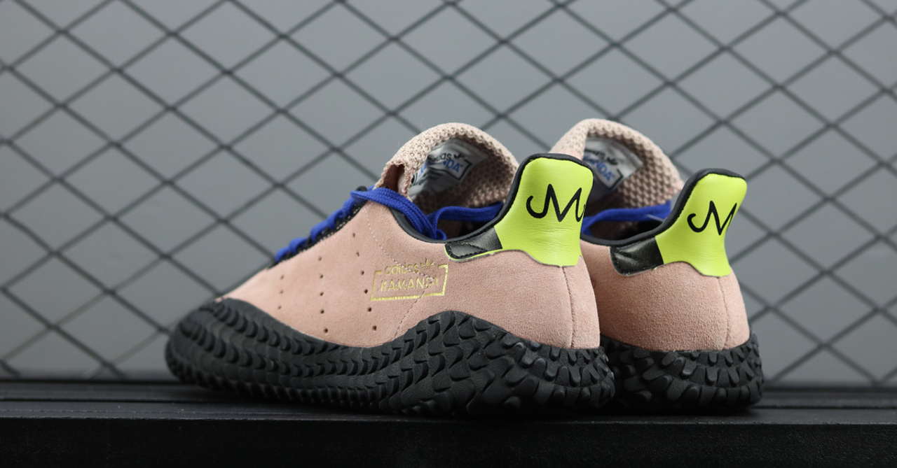 "b77552ca6 Quick Look at the Adidas Kamanda X Dragon Ball Z ""Majin Buu"""