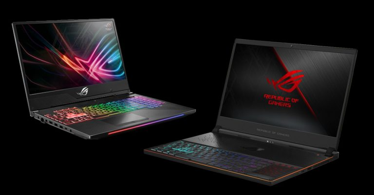 Powerful Gaming in an Ultra-Slim package | ASUS reveals the Zephyrus S and Strix SCAR II