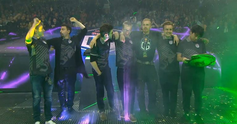 The Cycle is Broken | OG wins The International 2018!