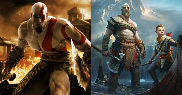 Then and Now: The Evolution of PlayStation's most beloved franchises