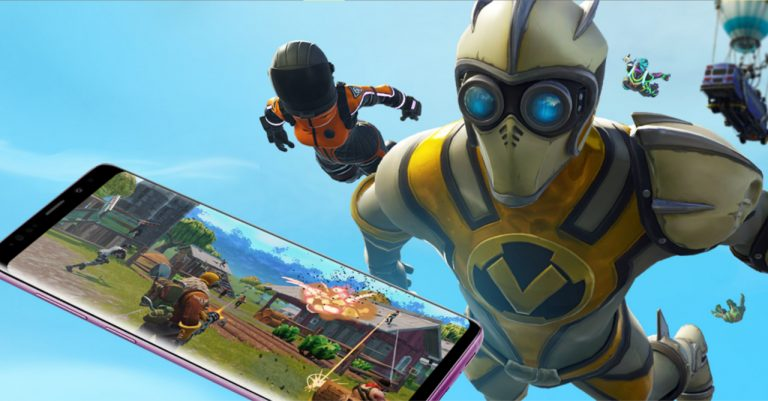 Get your Battle Royale fix on-the-go!   Fortnite Android Beta starts this week