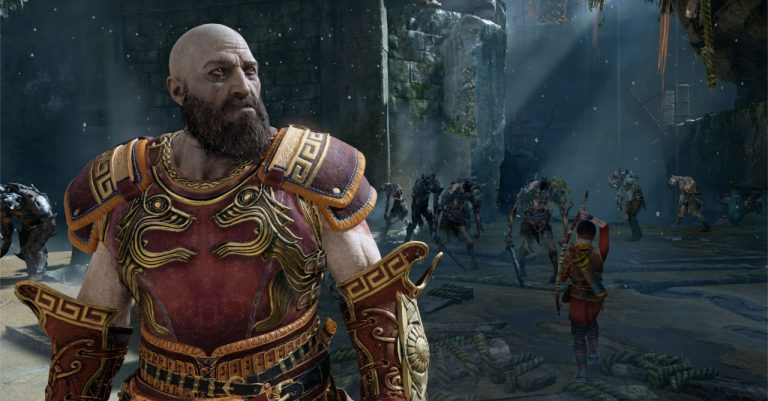 God of War New Game Plus goes live Today