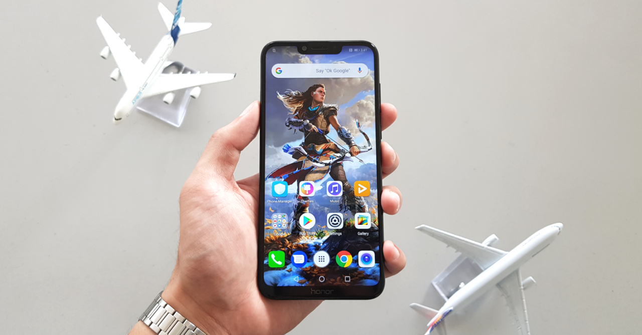 Geek Lifestyle Review: Honor Play | Ungeek