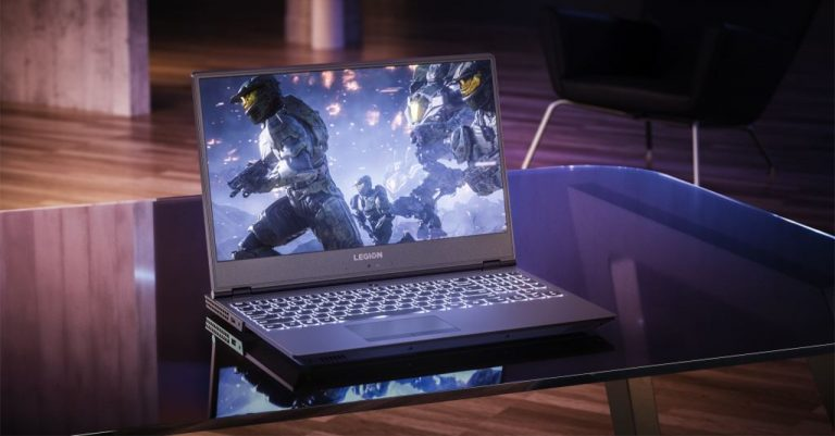 Game on with Lenovo's new Legion and IdeaPad Laptops