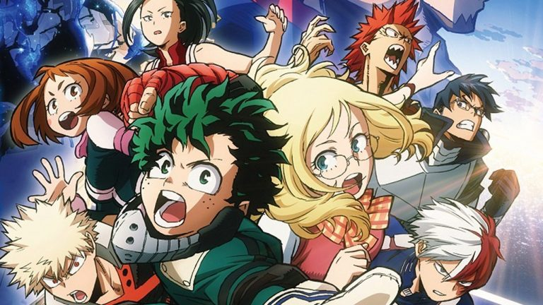 My Hero Academia: Two Heroes movie is coming to the Philippines!