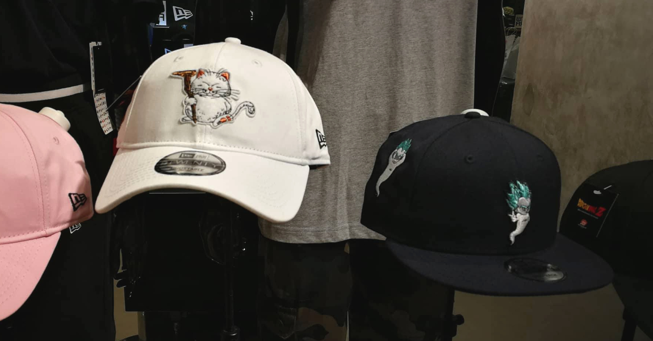 More Dragon Ball Z x New Era caps are available in stores now!  db34ee56725