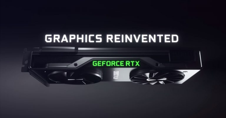 NVIDIA's most powerful Graphics Cards are here: the RTX 20 series