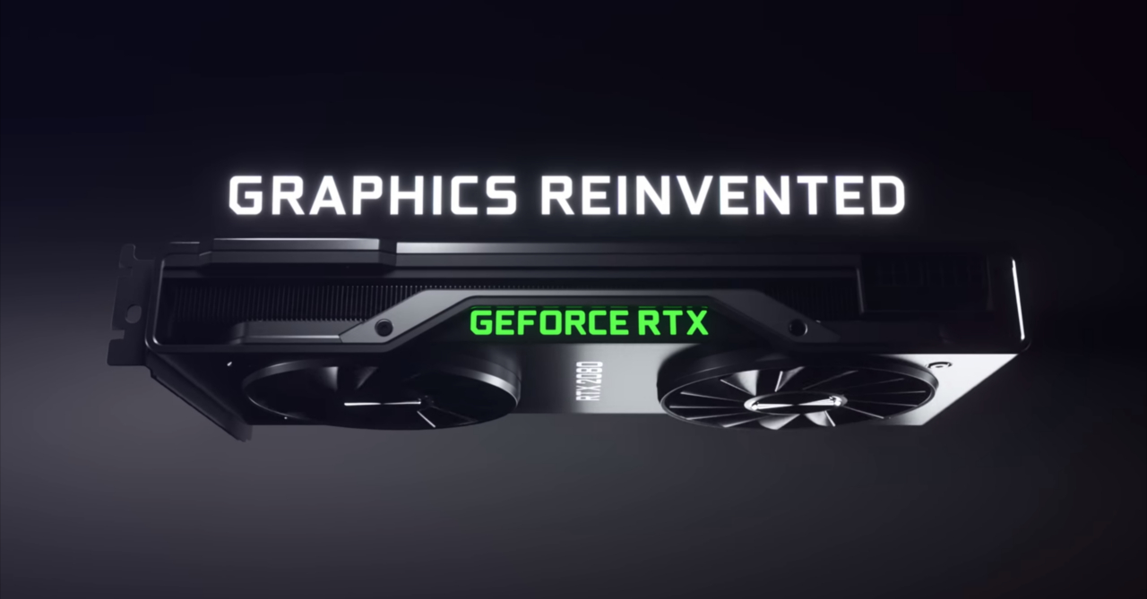 Nvdia Geforce Rtx 20 Series Graphics - Nnvewga