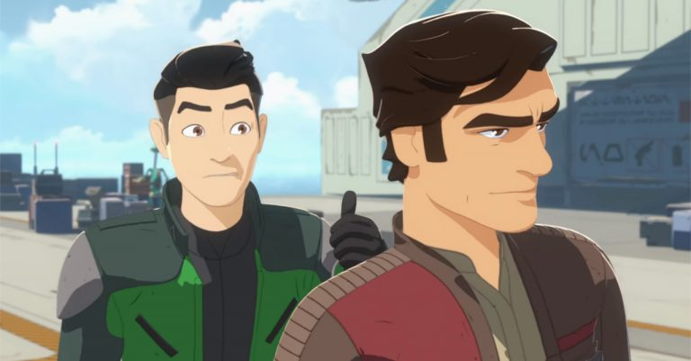 Anime-inspired series Star Wars: Resistance gets a new trailer!