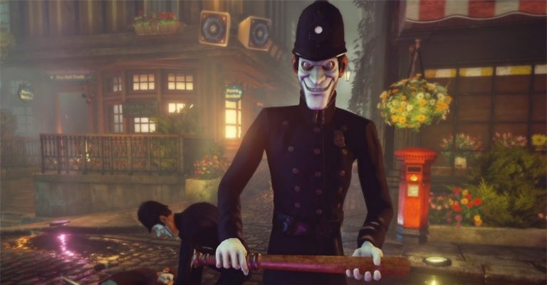 Time to get your dose of Joy as We Happy Few is out now