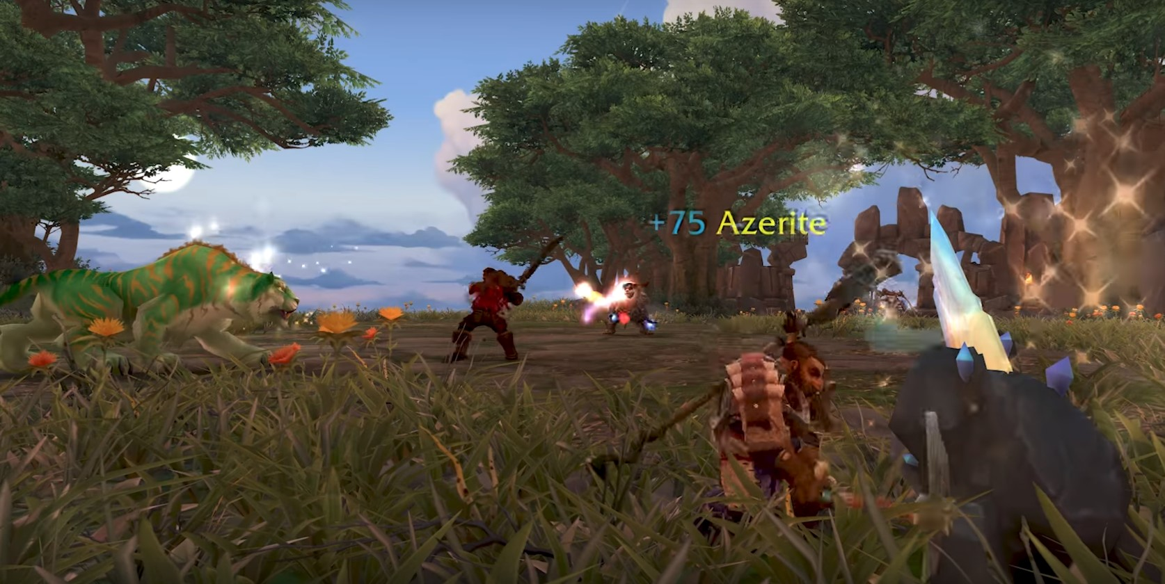 WoW Battle for Azeroth Initial Review | Feels like a