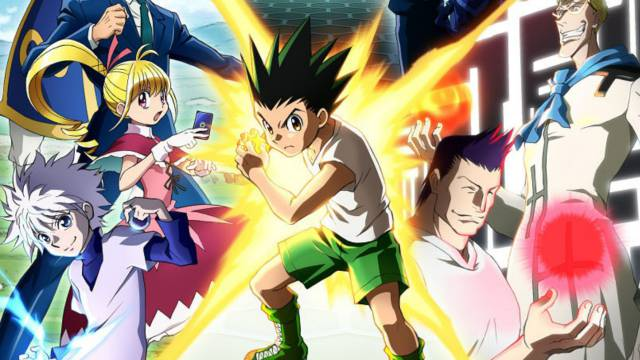 Return To Greed Island In The Upcoming Hunter X Smartphone Game