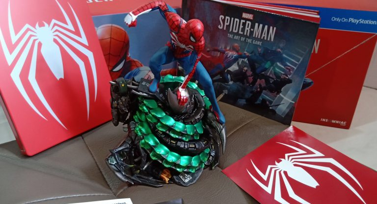 [SPOILER WARNING] Amazing Indeed! | Unboxing the Marvel's Spider-Man Collector's Edition