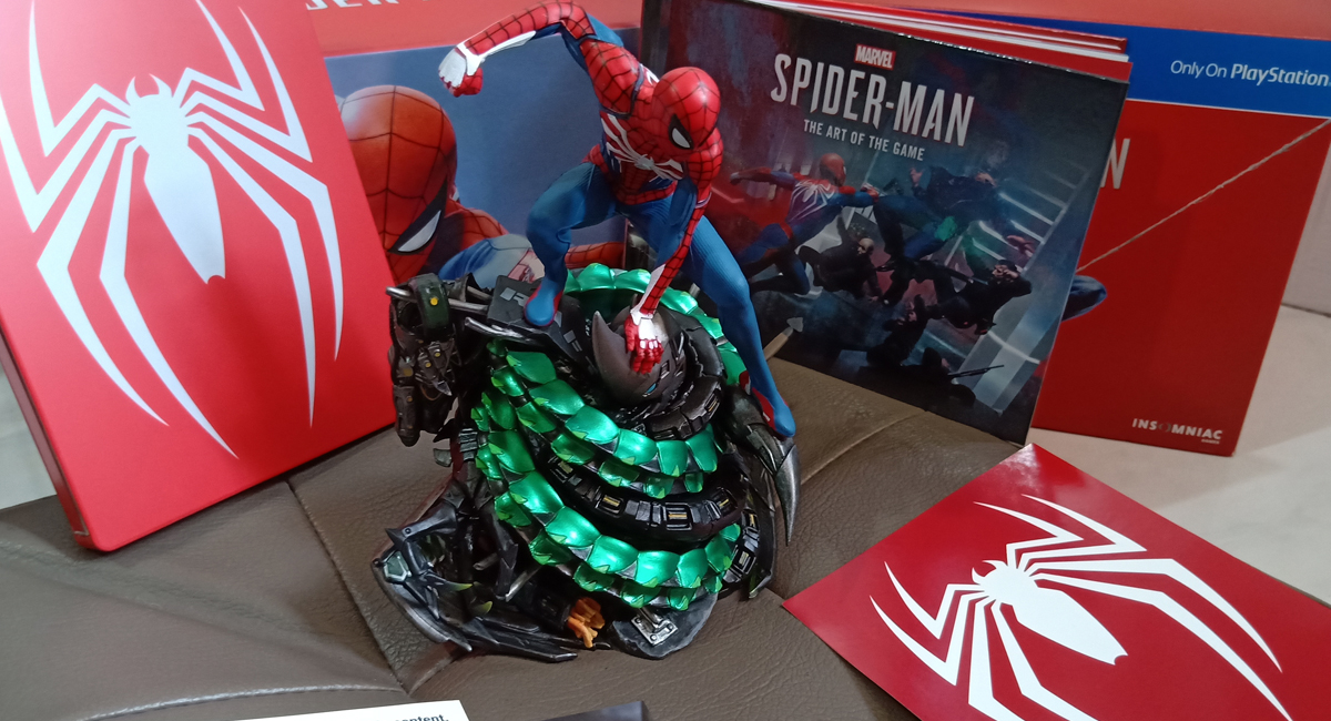 Spoiler Warning Amazing Indeed Unboxing The Marvel S