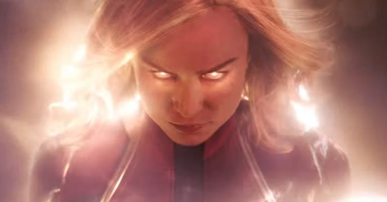 Captain Marvel first official trailer is out now!