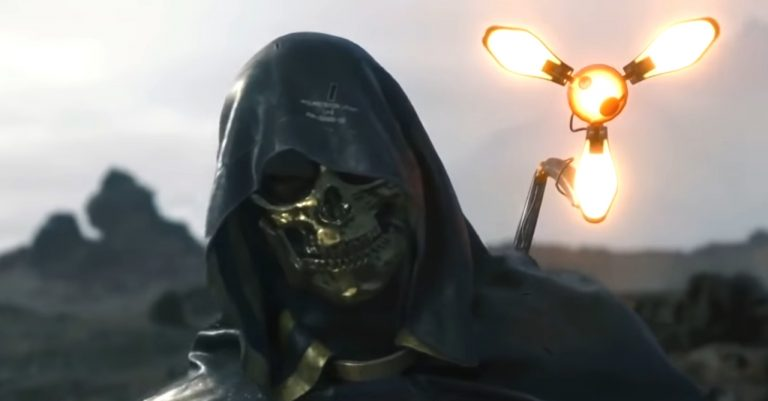 New Death Stranding trailer is just as exciting and confusing as ever | TGS 2018