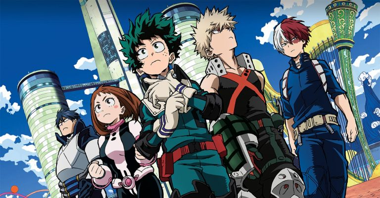 My Hero Academia: Two Heroes movie opens in the PH next month!