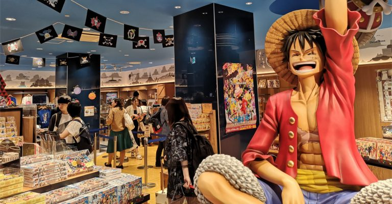 We found ONE PIECE Heaven, and it's in Tokyo Tower! | Japan Guide