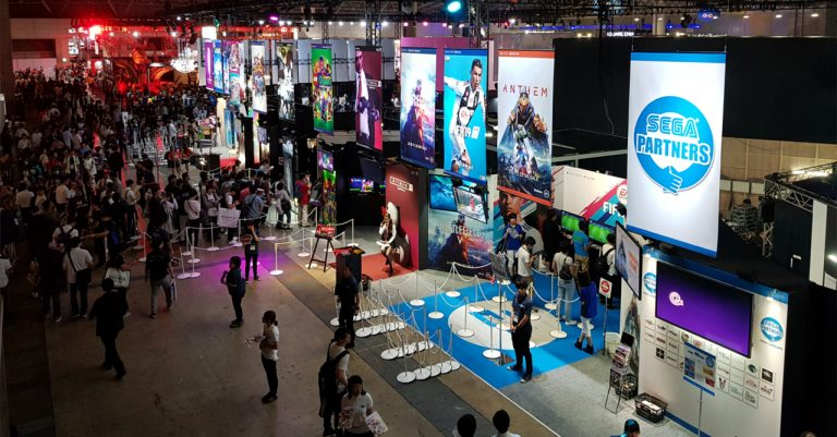 [In Pictures] A look at pure Geeky Greatness – Tokyo Game Show 2018
