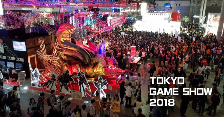 Tokyo Game Show 2018 sets new record of nearly 300,000 visitors!