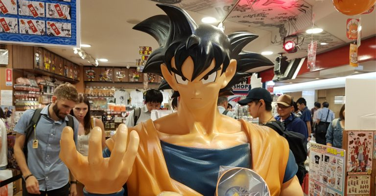 Tokyo Station's 'Character Street' is a must-visit for geeks on vacation | Japan Guide