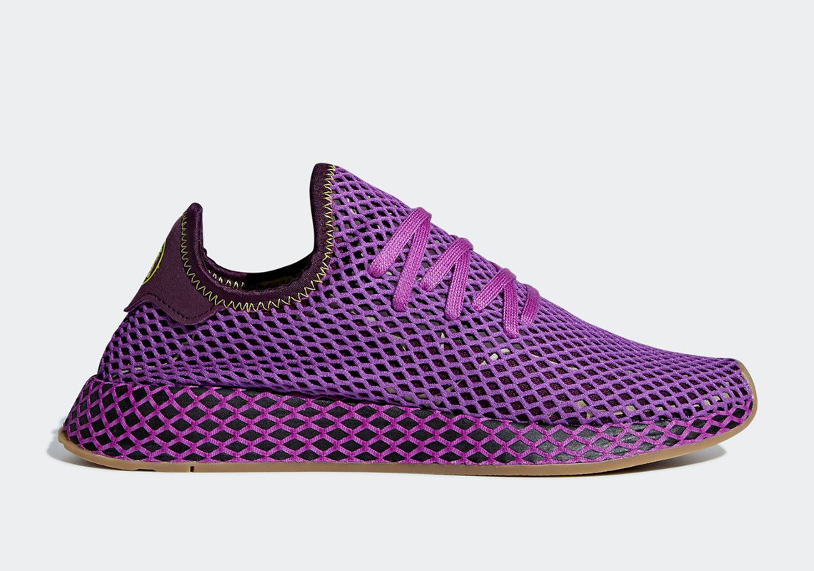 39390dffe1674 Adidas X Dragon Ball  Cell  Prophere and  Gohan  Deerupt releases ...