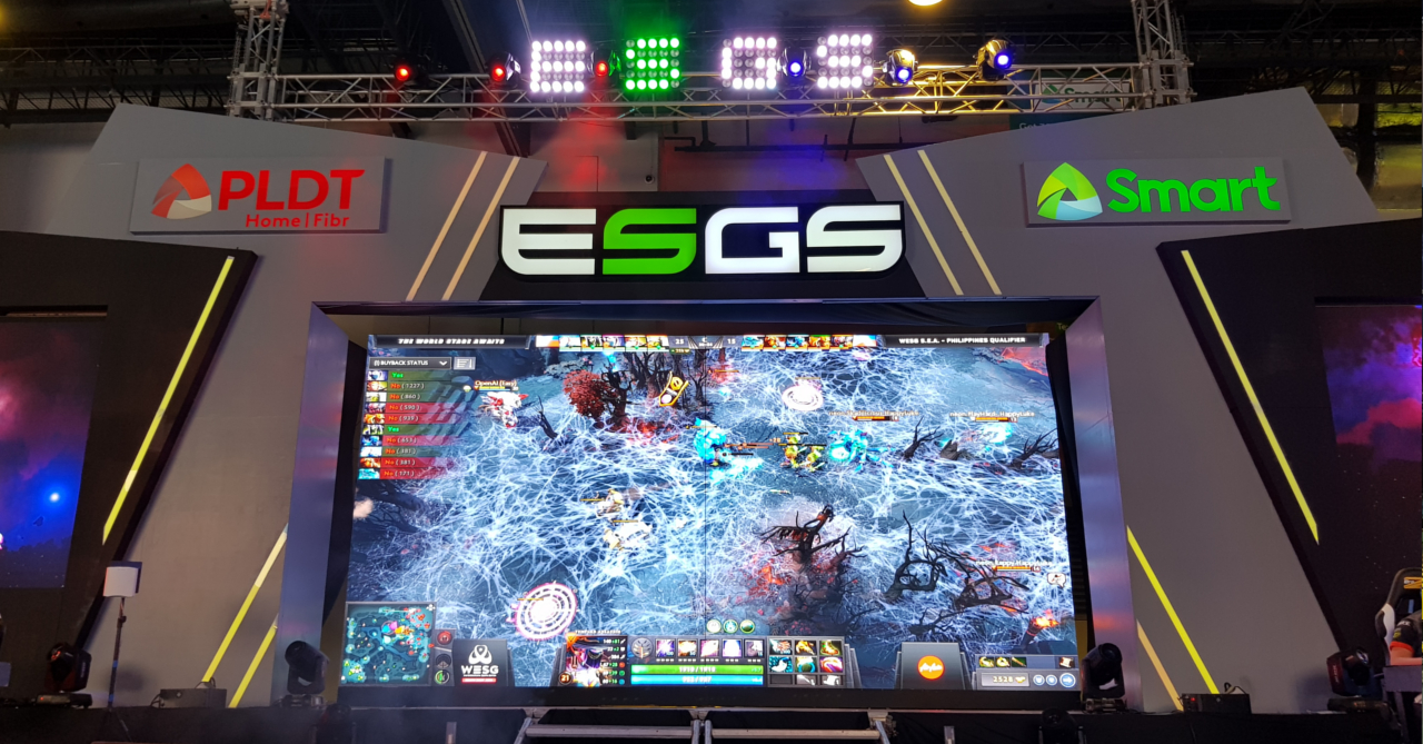 Now this is Gaming HEAVEN! | ESGS 2018 Event Walkthrough | Ungeek